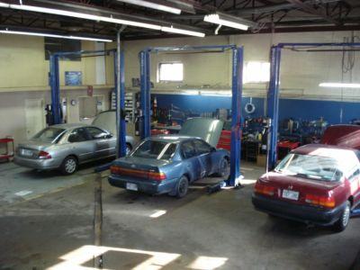 русский гараж в Монреале
