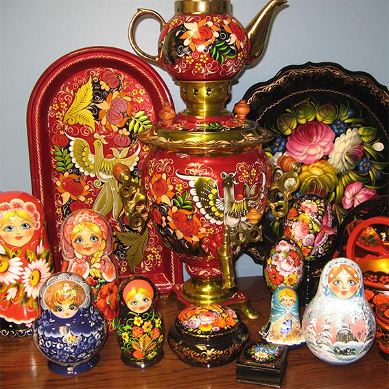 Русские книги, подарки, сувениры Монреаль